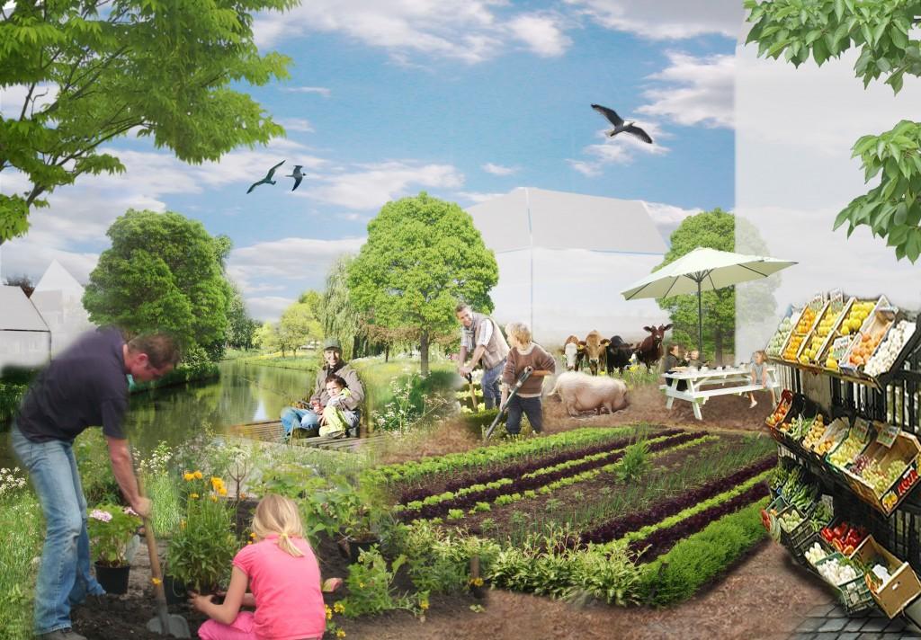 Geworteld Wonen: landgoed, landbouw en ecologie