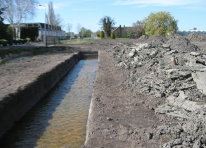 Archeologie op onze Geworteld Wonen locatie