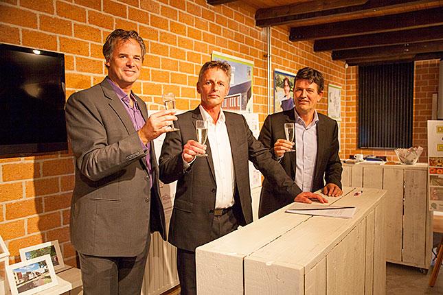 Intentieovereenkomst Rijswijk en Geworteld Wonen getekend