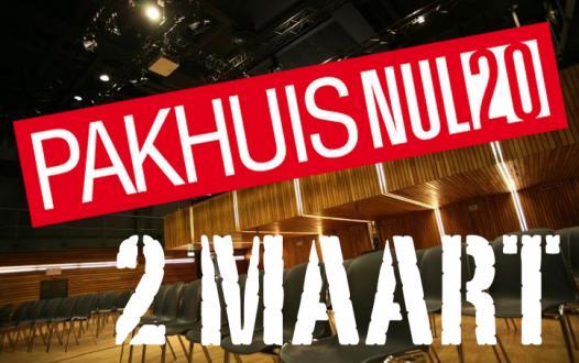 PakhuisNUL20 - talkshow over Amsterdamse woonkwesties