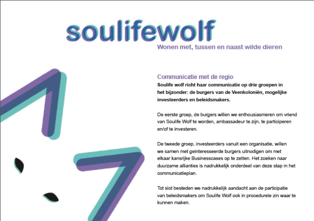 soulifewolf communicatie