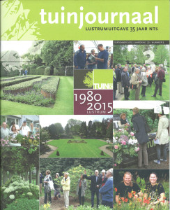 tuinjournaal voorkant