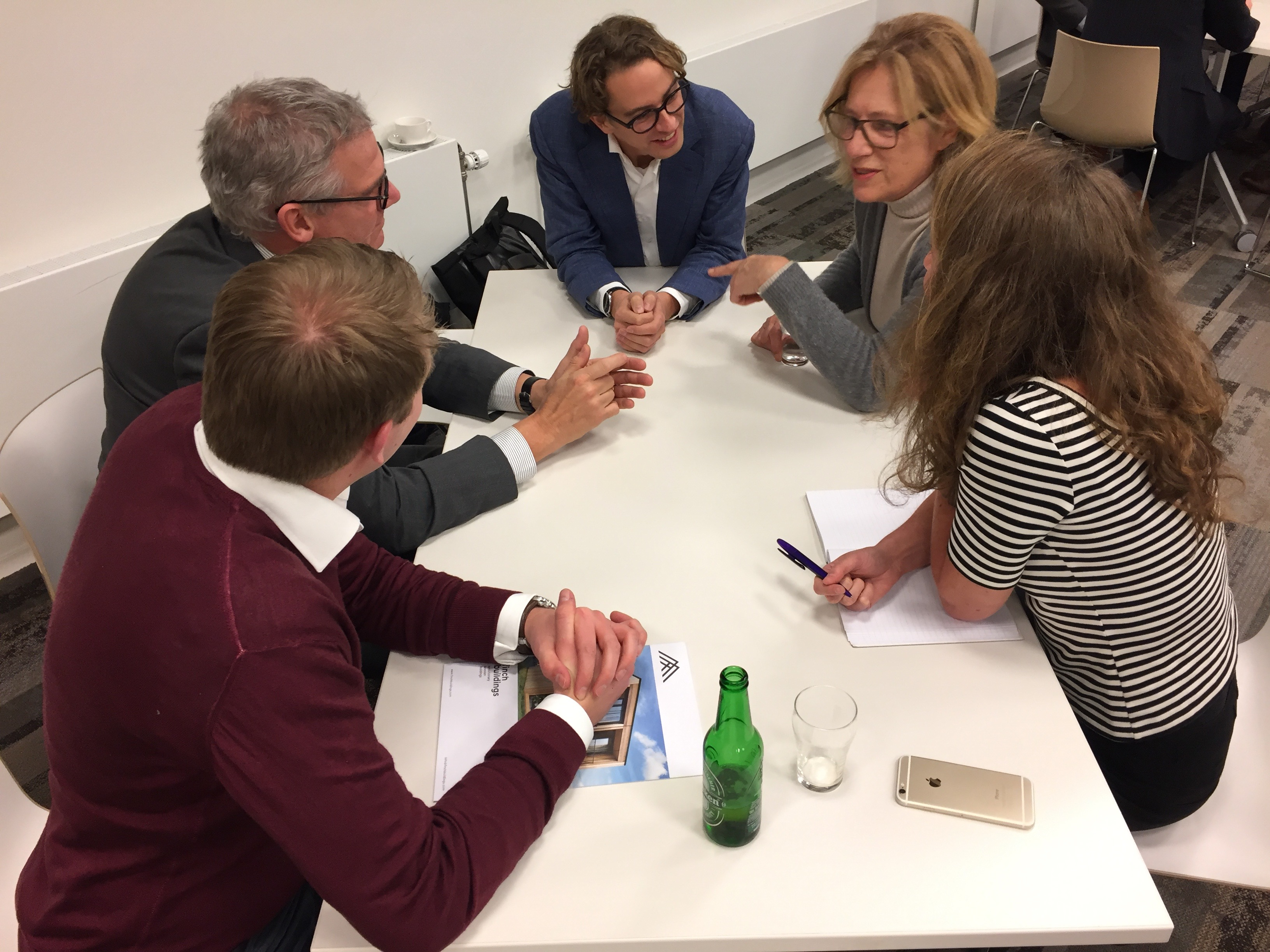 Expertmeeting goedkoper bouwen en wonen in Katwijk