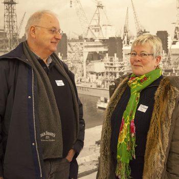 Kennismaking met Schiedam en elkaar